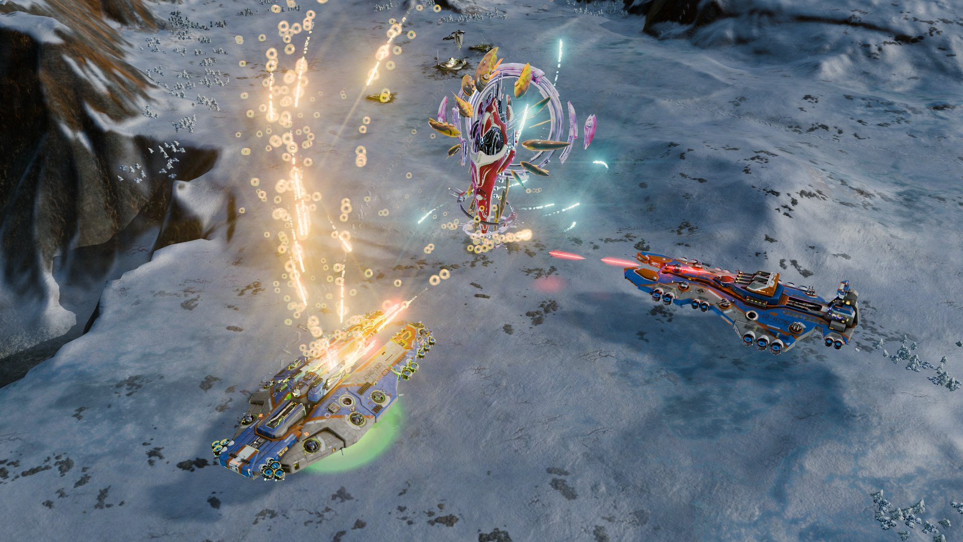 Ashes of the Singularity: Escalation Massive v3.0 Güncellemesi Duyuruldu