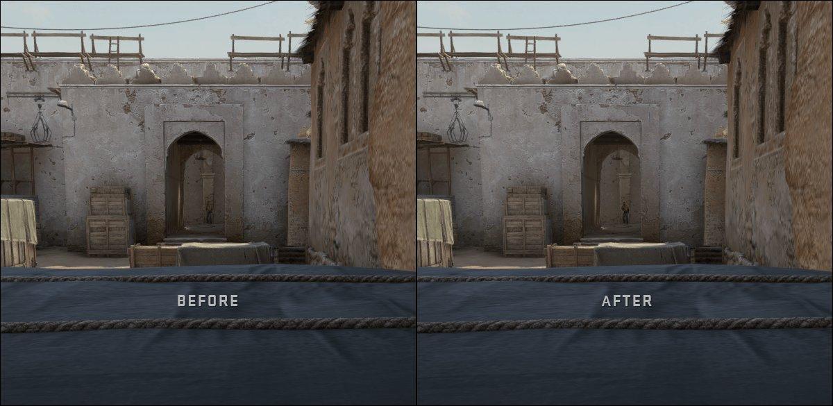 CS:GO Yeni Güncellemesiyle Dust2 Değiştirildi!