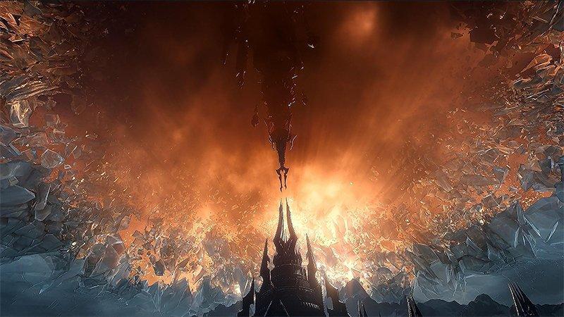 World of Warcraft: Shadowlands Dünyanın En Hızlı Satan Oyunu Oldu