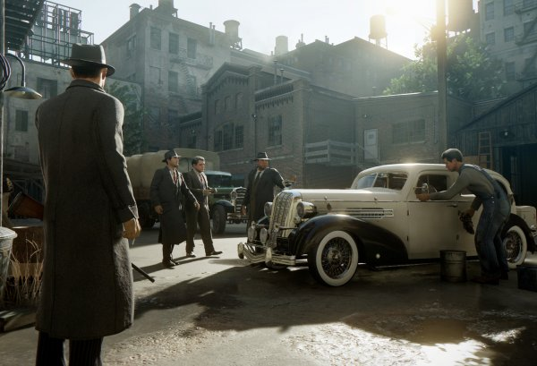 Mafia: Definitive Edition PC Sistem Gereksinimleri