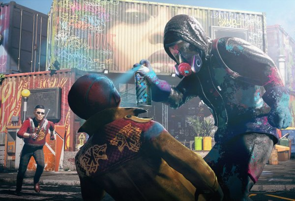 Watch Dogs: Legion PC Sistem Gereksinimleri